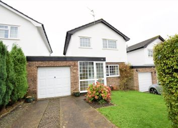 Thumbnail 3 bed link-detached house for sale in Heol Sirhwi, Barry