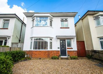 Thumbnail 3 bed detached house for sale in Howeth Road, Bournemouth