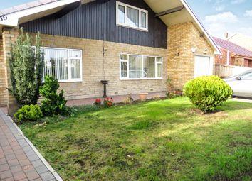 Thumbnail 3 bed detached bungalow for sale in Crookesbroom Lane, Hatfield, Doncaster
