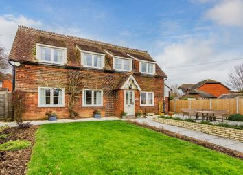 Thumbnail 4 bed detached house for sale in Chiddingstone Causeway, Tonbridge