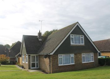 Thumbnail 3 bed detached bungalow for sale in Lavant Close, Bexhill-On-Sea