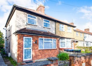 Thumbnail 2 bed semi-detached house for sale in Third Avenue, Enfield, London