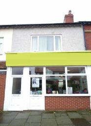 Thumbnail Retail premises for sale in Poulton Road, Fleetwood