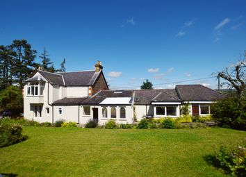 Thumbnail 5 bedroom detached house for sale in Wester Essendy, Blairgowrie