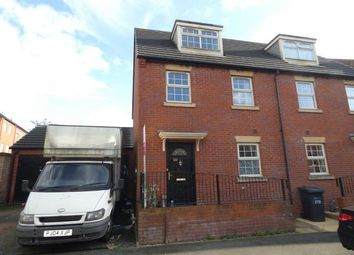 Thumbnail 3 bed semi-detached house for sale in Shaftesbury Crescent, Derby, Derbyshire