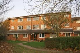 Thumbnail 1 bed flat to rent in Russett House, Welwyn Garden City