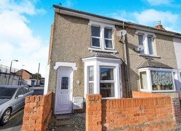 Thumbnail 3 bedroom end terrace house for sale in Cricklade Road, Gorse Hill, Swindon, Wiltshire