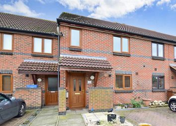 Thumbnail 2 bed terraced house for sale in Peal Close, Hoo, Rochester, Kent