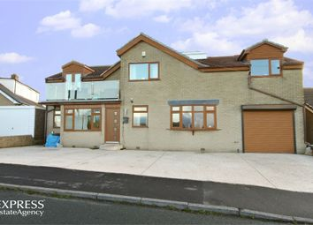 Thumbnail 5 bed detached house for sale in Fleet Lane, Queensbury, Bradford, West Yorkshire