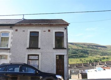 Thumbnail 3 bed terraced house to rent in Treharne Street, Cwparc, Rhondda Cynon Taff, South Wales.
