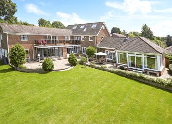 Thumbnail 6 bed detached house for sale in Northcote, Oxshott, Surrey