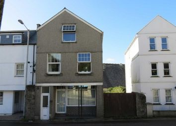 Thumbnail 4 bed end terrace house for sale in Bodmin Road, St. Austell