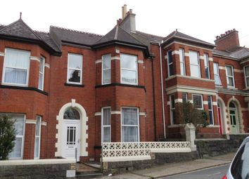 Thumbnail 5 bedroom terraced house for sale in Beechwood Avenue, Mutley, Plymouth