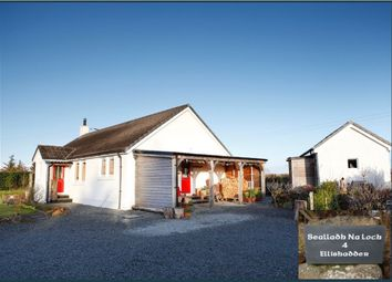 Thumbnail 3 bed bungalow for sale in Ellishadder, Staffin, Isle Of Skye