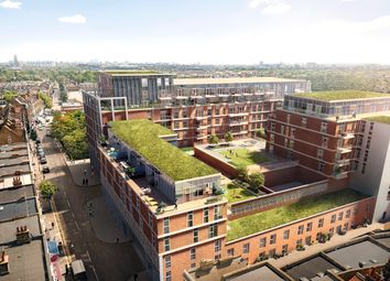 Thumbnail 2 bed flat for sale in Churchfield Road, Acton
