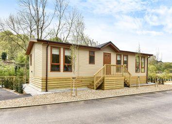 Thumbnail 2 bed mobile/park home for sale in Alsop Lane, Merebrook Park, Whatstandwell