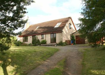 Thumbnail 3 bed detached house for sale in Forres