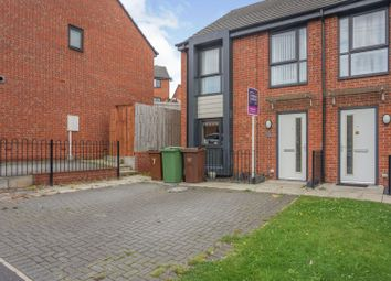 Thumbnail 3 bed semi-detached house for sale in Latimer Close, Bulwell