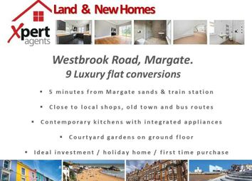 Thumbnail 2 bed flat for sale in Westbrook Road, Margate