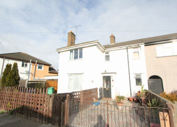 Thumbnail 3 bedroom end terrace house for sale in 15 Tennyson Avenue, Southend On Sea, Essex