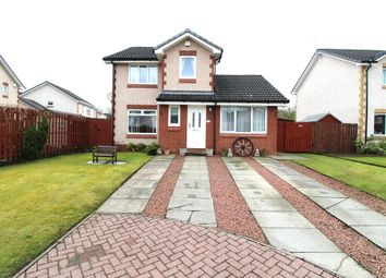 Thumbnail 3 bed detached house for sale in 1, Orchid Place, Glasgow, Scotland