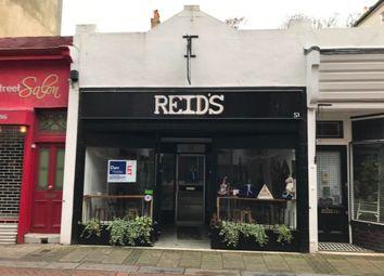 Thumbnail Retail premises to let in George Street, Hastings