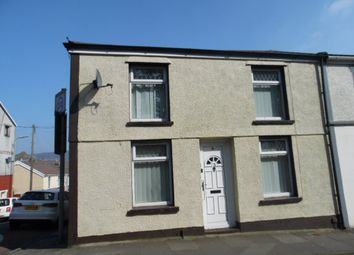 Thumbnail 2 bed terraced house to rent in Hirwaun Road, Trecynon, Aberdare
