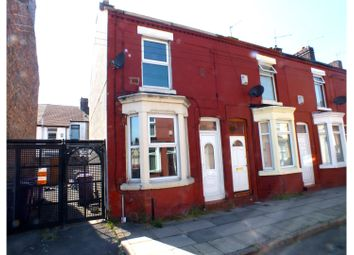 Thumbnail 2 bed end terrace house for sale in Mirfield Street, Liverpool
