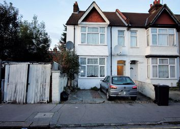 Thumbnail 3 bed terraced house for sale in Constance Road, Croydon