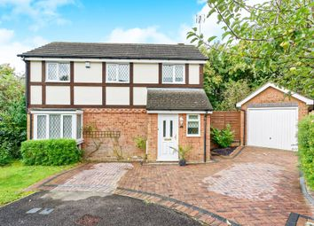 Thumbnail 3 bed detached house for sale in Inglewood Drive, Basingstoke