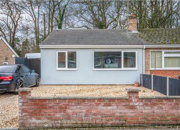 Thumbnail 2 bed semi-detached bungalow for sale in Parmeter Close, Aylsham, Norwich