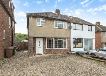 Thumbnail 3 bed semi-detached house for sale in Elms Rise, Botley