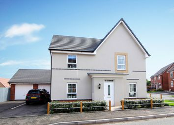 Thumbnail 4 bed detached house for sale in Buckmaster Way, Rugeley, Staffordshire