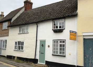 Thumbnail 2 bed cottage for sale in Mill Street, Gamlingay