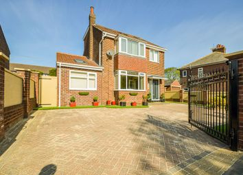 Thumbnail 5 bed detached house for sale in 140 Street Lane, Leeds