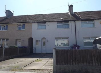 Thumbnail 3 bed terraced house for sale in Scarisbrick Drive, Norris Green, Liverpool, Mersyside