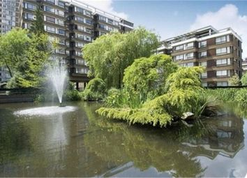 Thumbnail 1 bed flat for sale in The Water Gardens, Norfolk Crescent, London