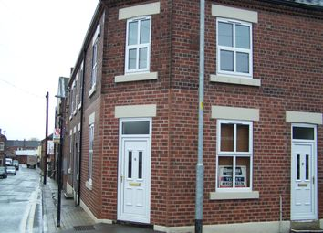 Thumbnail 2 bed terraced house to rent in Church Lane, Normanton