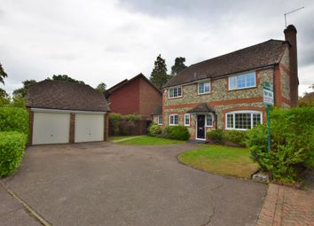 Thumbnail 4 bedroom detached house for sale in Broadhurst, Farnborough