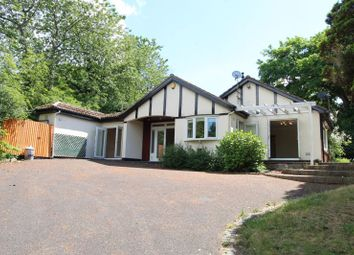 Thumbnail 4 bed detached bungalow to rent in 4 Bed Bungalow, Church Road, Stonnall, Walsall
