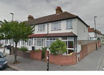 Thumbnail 3 bed terraced house to rent in Harcourt Road, Thornton Heath, Croydon