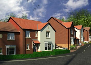 Thumbnail 4 bed detached house for sale in Plot 7, The Commodore, Llanyravon, Cwmbran