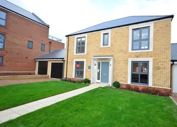 Thumbnail 4 bed link-detached house to rent in Ruton Square, Kings Hill, West Malling