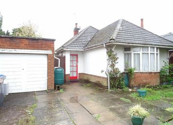 Thumbnail 4 bed detached bungalow for sale in Hays Lane, Hinckley