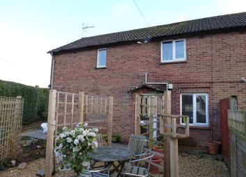 Thumbnail 3 bed end terrace house for sale in Hawthorn Crescent, Thornbury, Bristol