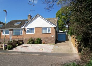 Thumbnail 3 bedroom semi-detached bungalow for sale in Boswell Way, Seaton