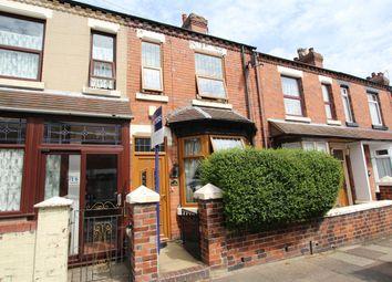 Thumbnail 3 bed terraced house for sale in Penkville Street, Stoke-On-Trent