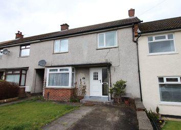 Thumbnail 3 bed terraced house for sale in Hazel Avenue, Dunmurry, Belfast