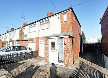 Thumbnail 2 bedroom terraced house for sale in Brooklands Road, Hull