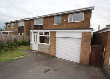 Thumbnail 4 bed detached house for sale in Relly Close, Ushaw Moor, Durham